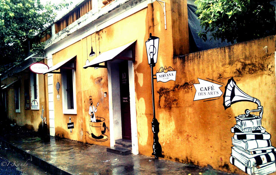 White Town, Pondicherry