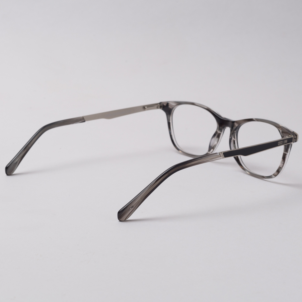 Hermance Black Gray Tortoise Shell