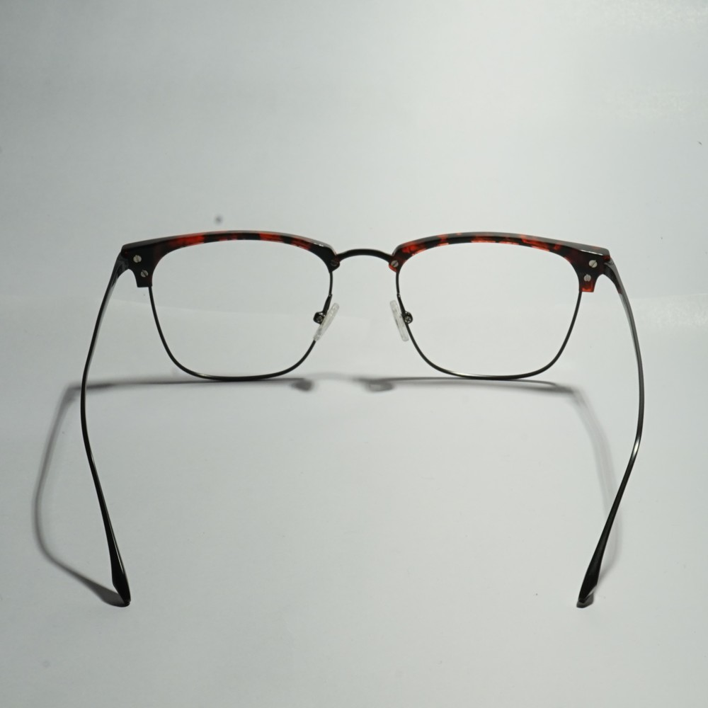 Voltaire Red Black