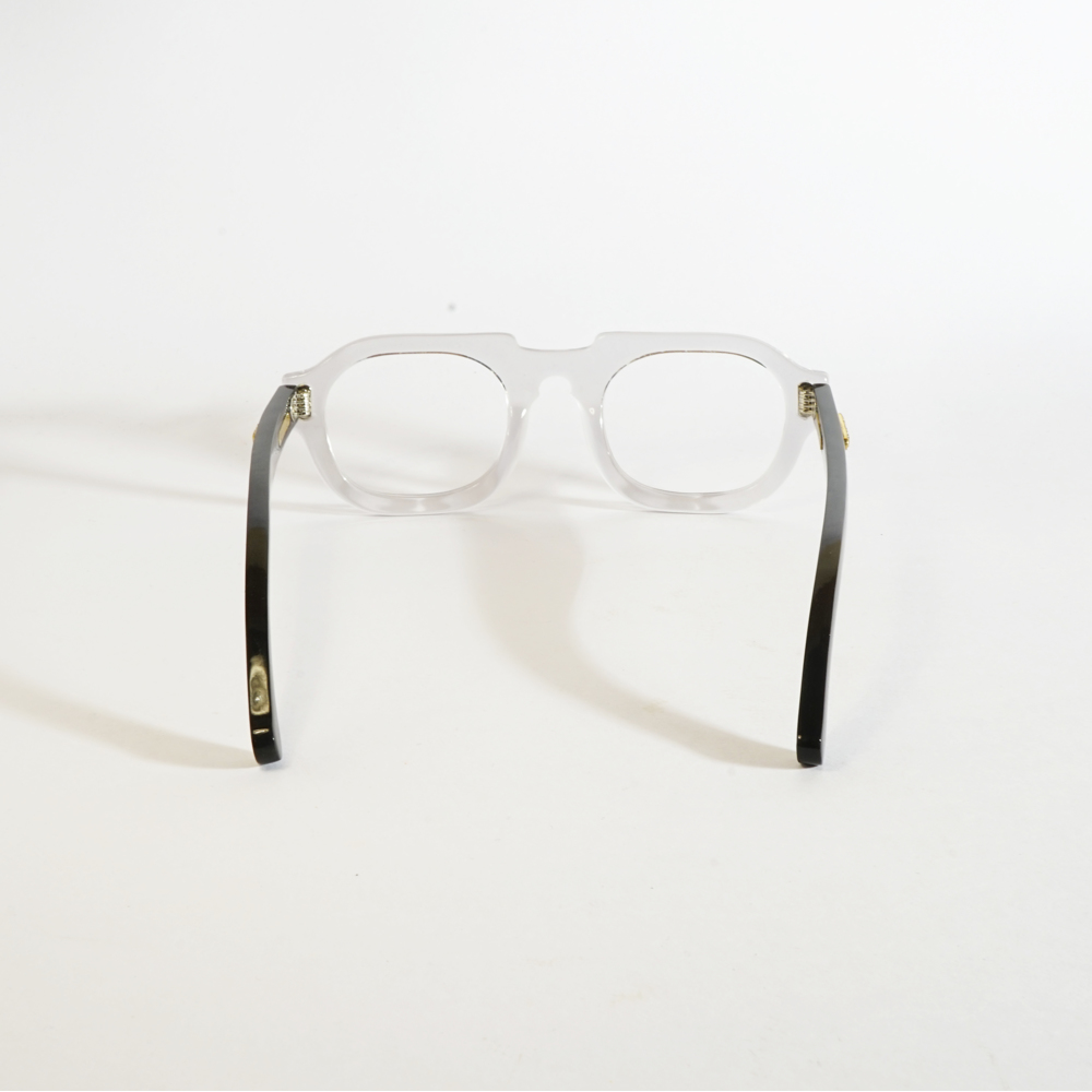 Hermann Transparent Black