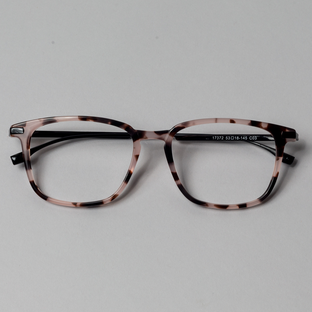 Hyder  Black Tortoise Shell Transparent