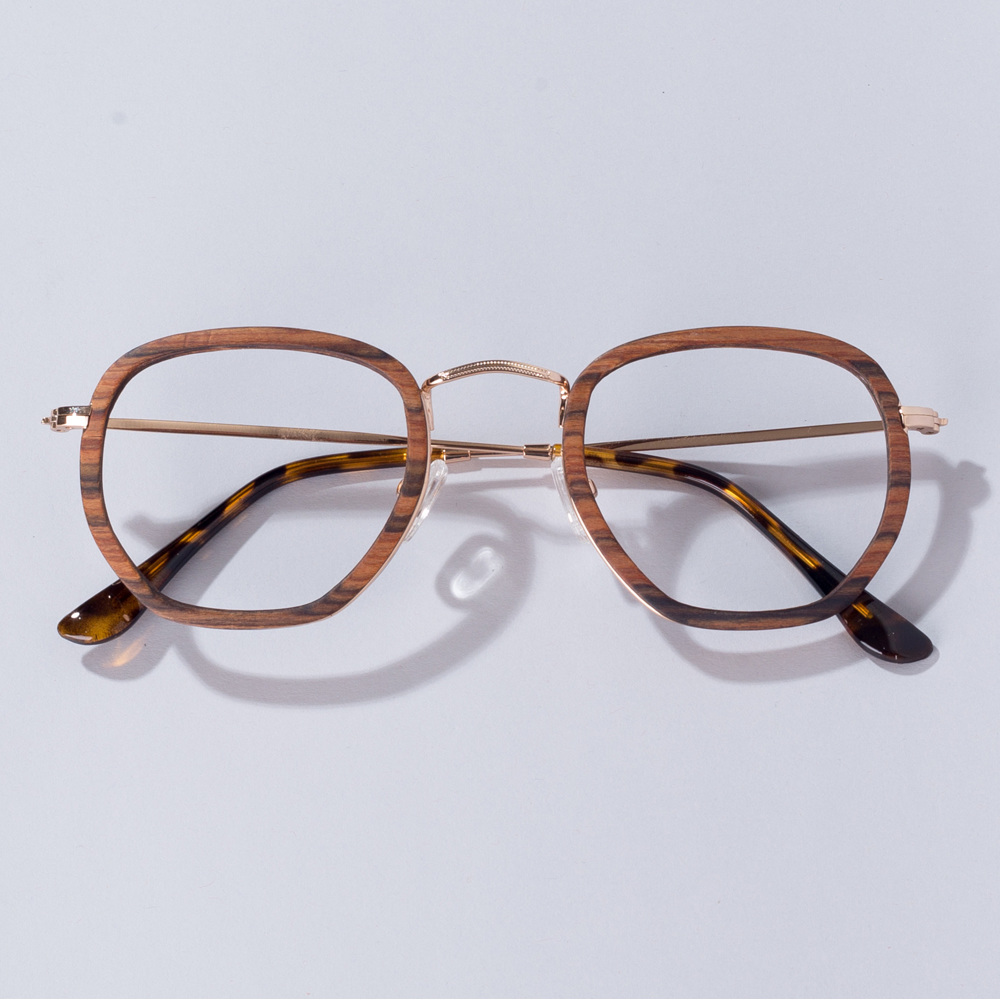 Congo Red Tortoise Shell Brown