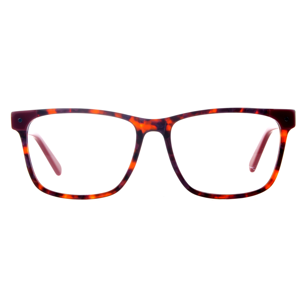 Davros Tortoise Shell Red