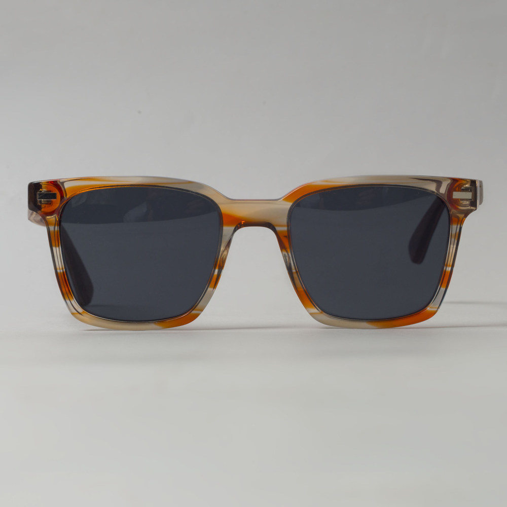 Neuchatel Orange Tortoise Shell