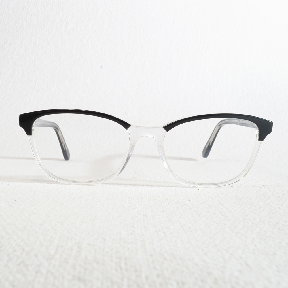 Zossen Black Transparent
