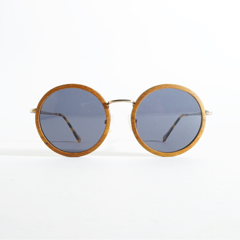 Halle Brown Tortoise Shell