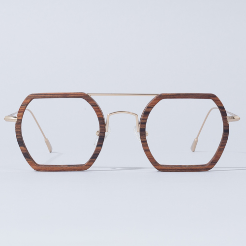Kinshasa Full Rim Rectangular 13166