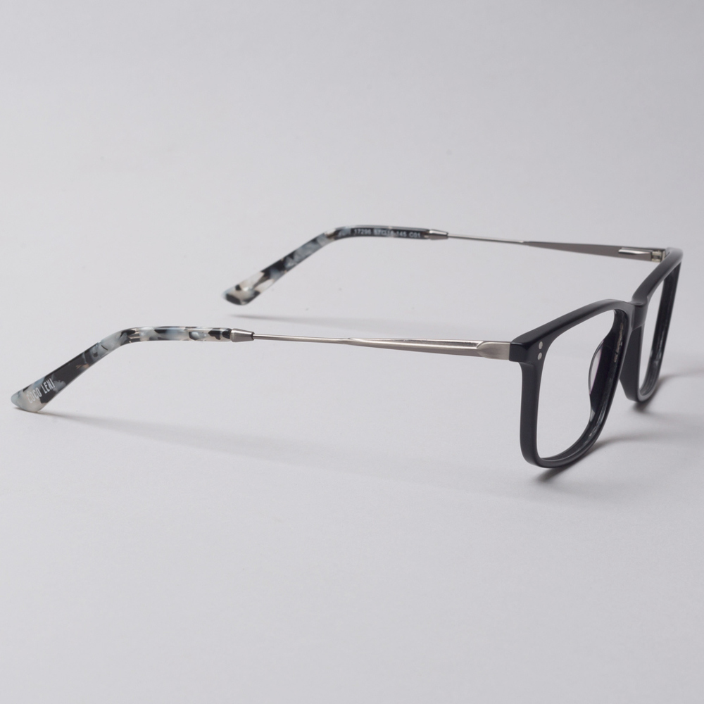 Belp Black White Tortoise Shell