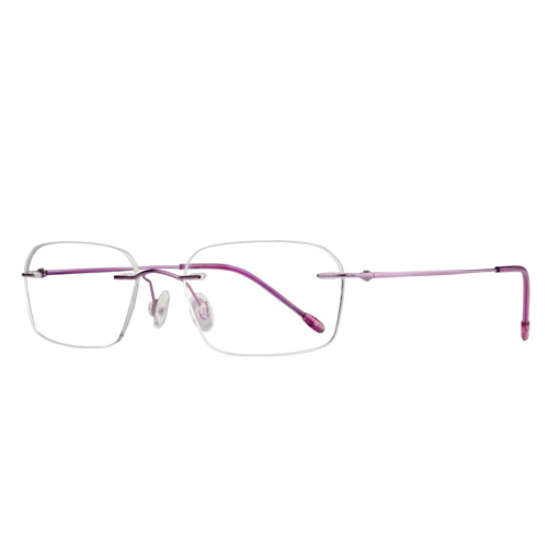 Larose Rimless Rectangular 10519