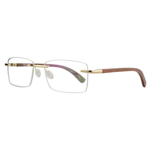 Chignik Rimless Rectangular 12174