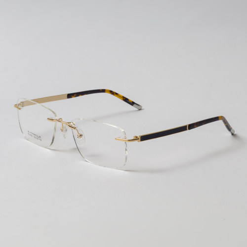 Kivalina Rimless Rectangular 12369