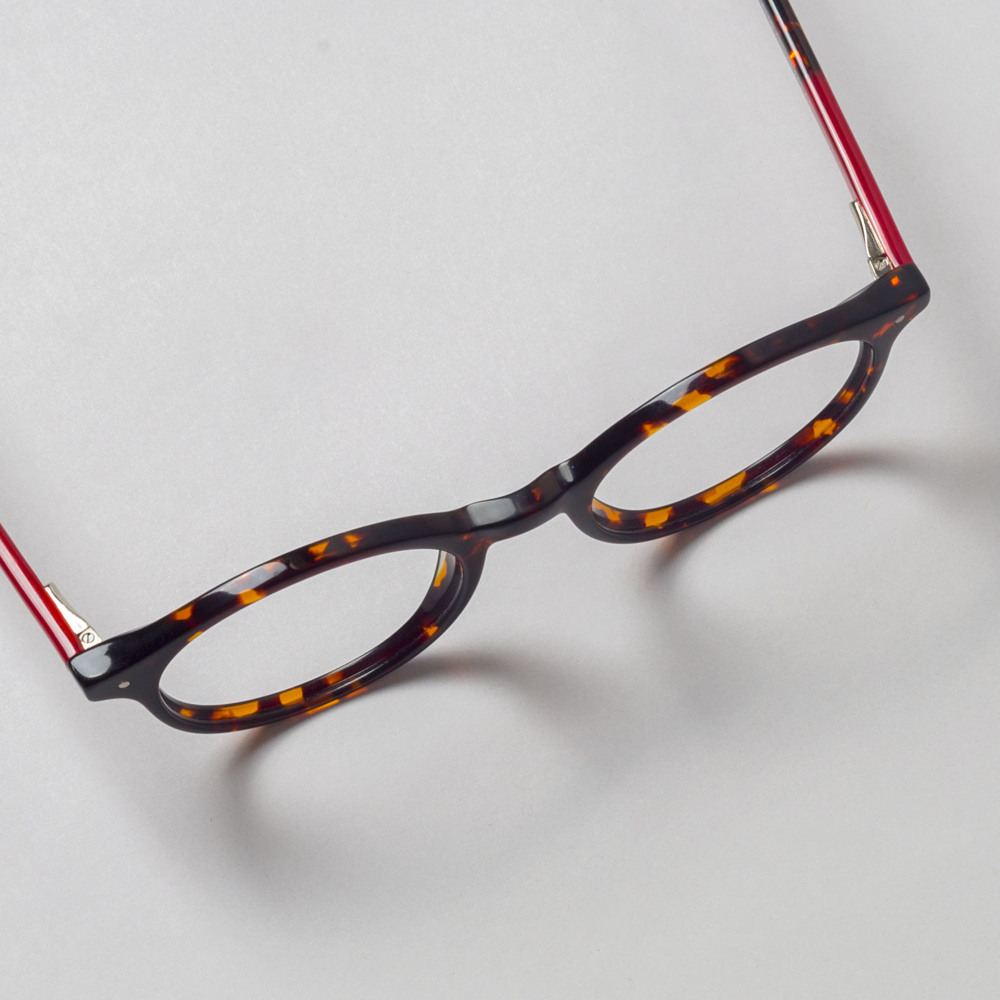 Calvia Tortoise Shell Red