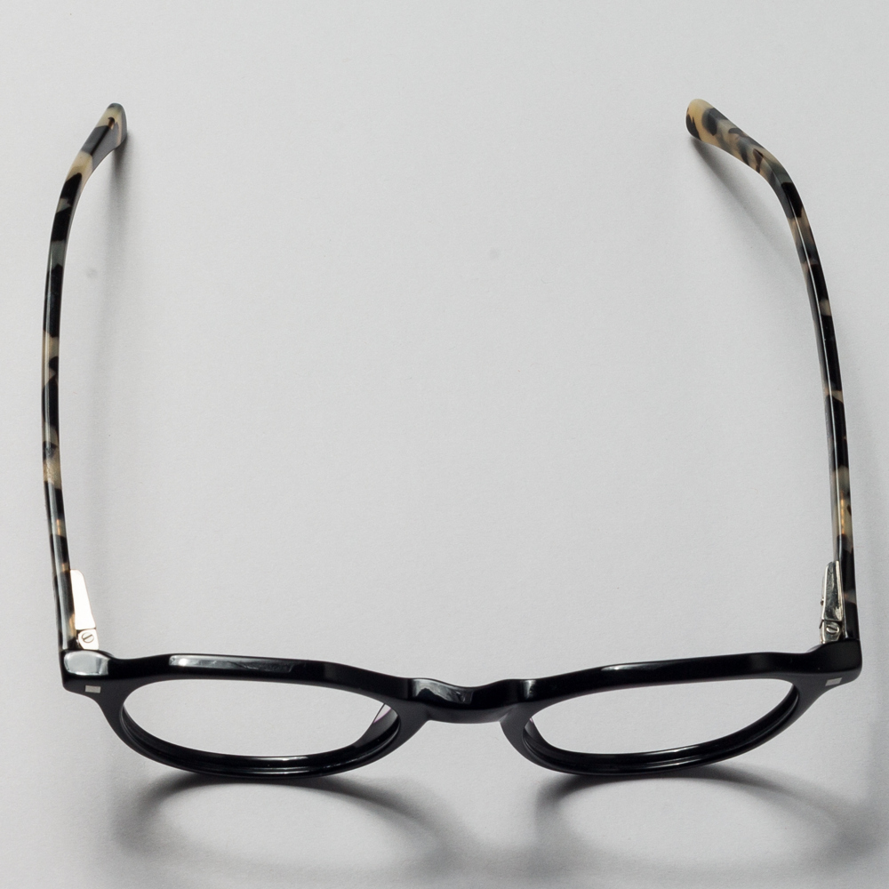 voonga Black Tortoise Shell Yellow